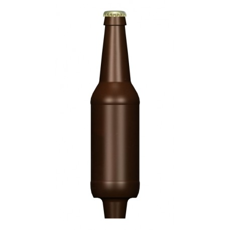 Bottle tap handle