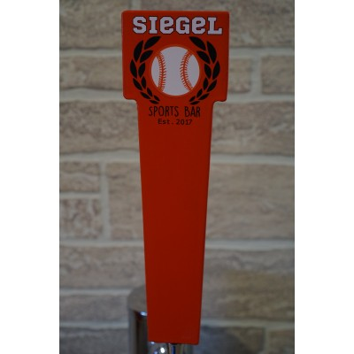 Rectagle top tap handle