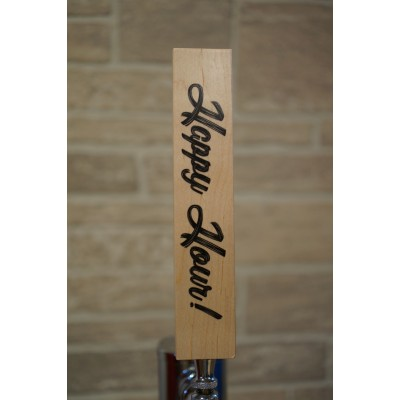 Rectangle tap handle